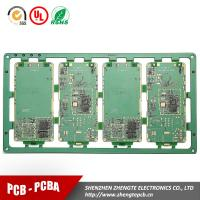 Buy cheap Tailor-made solution ODM and OEM fr4 94v0 pcb board manufacturer, pcb assembly, pcb design in China from wholesalers