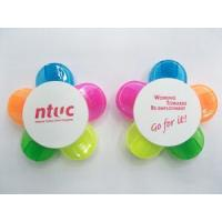 Quality 5 in 1 flower shaped Highlighter Pen for sale