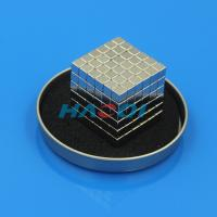 Buy cheap magic neodymium magnets block cube from wholesalers