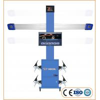 Quality Automatic 3D Wheel Aligner Machine Tire Balancing With Multi Languages Database for sale