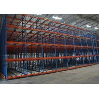 Quality Storage Gravity Heavy Duty Pallet roller rack for sale