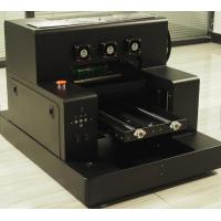 Buy cheap A3 Size UV LED Flatbed Printer 6090 For Pen / Wood / Glass/ T Shirt Printing from wholesalers
