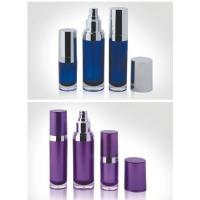 Quality 15ml 30ml 50ml cosmetic acrylic lotion  bottle for sale