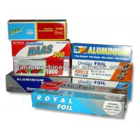 Buy Foil Roll Carton Box Packaging Machinery CE with automatic alarm system at wholesale prices