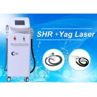Quality 2 Handpieces Ipl Skin Rejuvenation Machine for sale