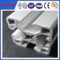Buy cheap T Slot 4040 Series Industrial Aluminum Profile 4040 Extrusion aluminum framing from wholesalers