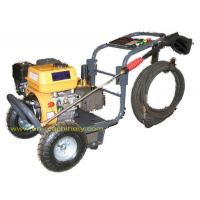 Quality Mini High Pressure Washer with CE Gasoline Cold Water 27MPa for sale