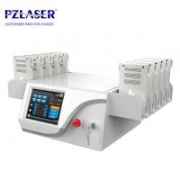 12 Pads 4d Fat Burning Lipo Laser Slimming Machine Medical CE Certificated for sale