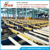 Quality Aluminium Extrusion Profile Traverse Beam Cooling Table for sale