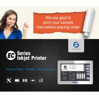 Quality EA Jet Production Inline Inkjet Printer Date Expire Date for sale