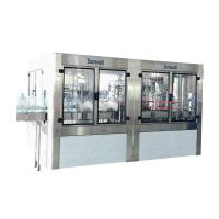Quality 3L - 5L Water Washing Filling And Capping Machine For Big Plastic Bottle for sale