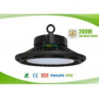 Quality High efficiency 200W LED industrial bells, AC90 - 305V, Mean Well driver for sale
