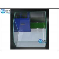 Buy Stylish Bent Turtle Terrarium Glass Aquarium Tanks Basking Platform And Filter at wholesale prices