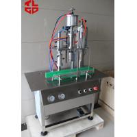 Quality Aerosol LPG Gas Filling Machine , Butane Gas Lighter Filling Machines 2000-3000cans/Shift for sale
