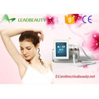 Quality 10.4 inch touch screen CE approved professional 808nm diode laser hair removal machine for sale for sale