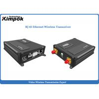 Buy 1080P / 1080I OFDM UAV Uplink Downlink RJ45 Point to muti-point Wireless at wholesale prices