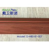 Quality WPC Skirting Flooring Skirting Decorative Skirting Board Edging For Flooring Wall for sale