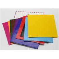 Quality SGS Standard Gumming Sheet A4 Size , Matt DIY Pre Cut Tissue Paper Squares for sale