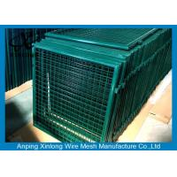 Quality Convenient Installation Welded Fence Gate Hot Dipped Galvanized 5.0mm for sale