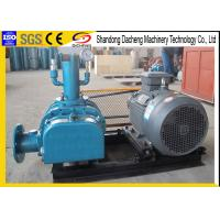 China Low Noise Roots Vacuum Blower For Printing Machine -9.8 To -49 Kpa Pressure on sale
