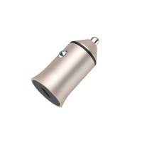 Quality Aluminium Alloy PD18W QC3.0 Type C USB Car Charger 9V2A for sale