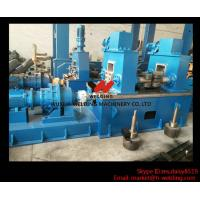 Quality High Speed Straightening / Leveling H Beam Equipment 6.5m/min In H Beam Production Line for sale