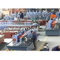 Buy Steel Pipe Welding Machine With Burr Computer Sawing Cutting For Different Pipe Diameter at wholesale prices