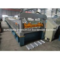 Quality CE Forming Speed 30m/Min High Speed Roll Former Machine CNC Processed Rollers for sale