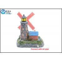 Buy Resin Fish Tank Ornaments Air Operated Aquarium For Blowing Bubbles at wholesale prices