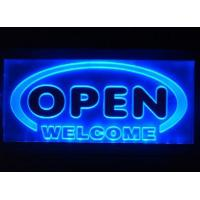 Quality Exquisite Design Acrylic Led Signs Letters With Customer's Logo for sale