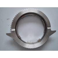 Quality Round Rotary Screen Printing Machine Parts Open Bearing Gear Teeth for sale