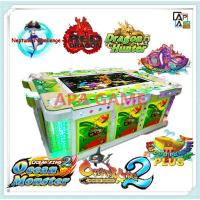 Buy cheap 8P seafood paridise arcade fishing game indoor gambling amusement machines from wholesalers