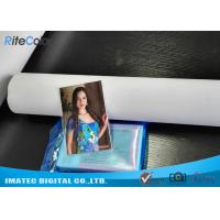 Quality Single Side Printing Matte Finish Photo Paper / A4 Matte Photo Paper For Canon Epson Hp Plotters for sale