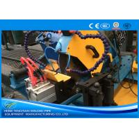 Quality Automatic Control Cold Cut Pipe Saw For Stainless Pipe 120m / Min Running Speed for sale