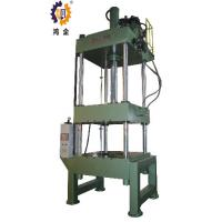 Quality 40T Sheet Metal Hydraulic Press Machine With Human Ergonomics Simple Structure for sale