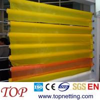 Buy cheap 140T 350 mesh polyetster printing mesh screen from wholesalers
