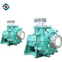 Quality Long Life Horizontal Slurry Pump Heavy Duty Mud Pump for Mining Industry for sale