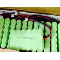 Quality 1600mAh 7.2V AA NIMH Rechargeable Batteries , Camera Lithium Battery OEM for sale