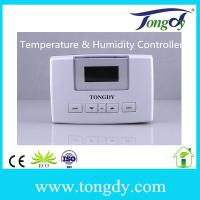 China Wall Mount Temperature Humidity Meter , Digital Temperature And Humidity Controller for sale