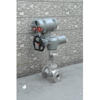 Quality Double Sealing Multi Turn Actuator , Electric Control Valve Actuator 30000NM for sale