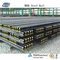Quality Chinese standard crane rail QU 80 for sale