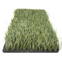 High Density Fifa Approved Artificial Turf , Waterproof Playground Laying Fake Grass