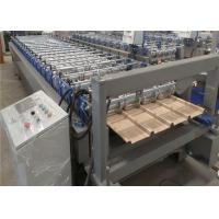 Quality 1220mm Roofing Panel Steel Roll Forming Machine YX38-200-1000 Profile for sale