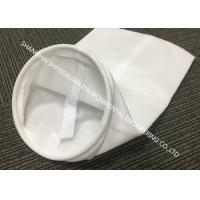 Quality Micron Filter Bags With Stainless Steel Ring for sale
