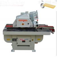 Quality MJ5 automatic electric wood single straight line rip saw machine price for sale
