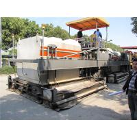 Buy 100% Raw Material Utilization Asphalt Paving Equipment , 2 - 3cm Layered Milling at wholesale prices