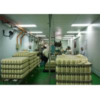Quality Mini Automatic Yogurt Processing Line With Fresh Fruits For Cup Package for sale