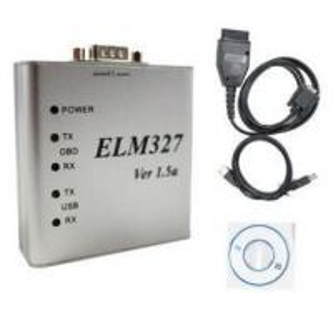 China 12V 45mA USB OBD-II CAN-BUS Scanner ELM327 Bluetooth Device For Honda, Hyundai Etc on sale