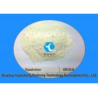 Quality Anabolic Steroids Raw  Powder Nandrolone base for Muscle Building CAS 434-22-0 for sale