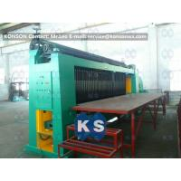 Quality Custom Double Rack Drive Hexagonal Wire Netting Machine For Water Conservancy for sale